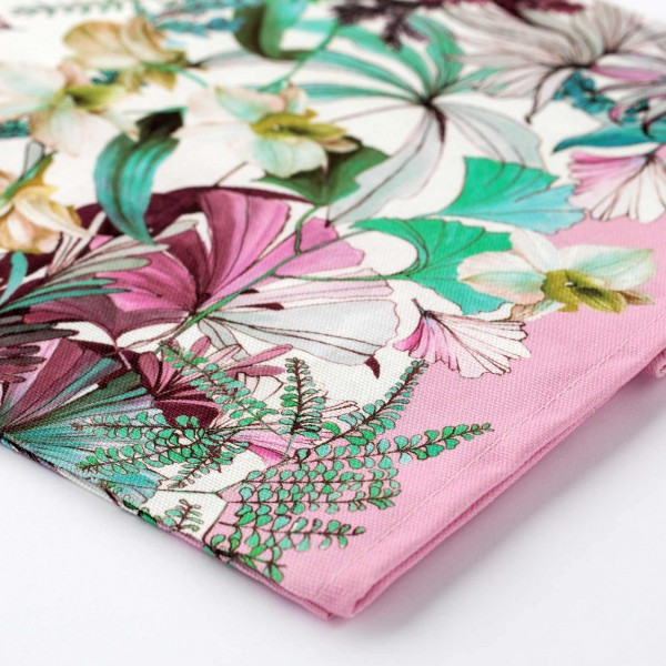 High Lights Floral Dream pure cotton King sheet