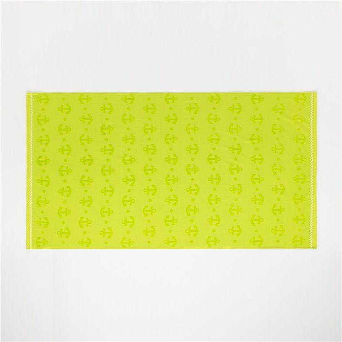 Jacquard Mosaic Towel set 1+1