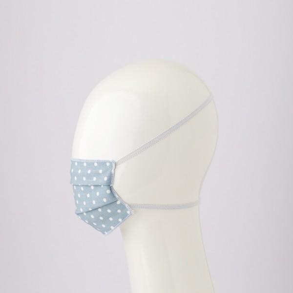 Foulard Multiarredo Corallo Blu