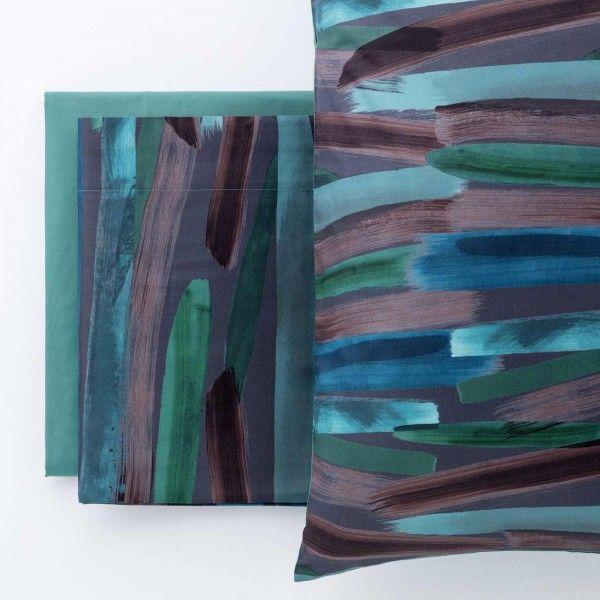 Completo letto raso di cotone REFLEX