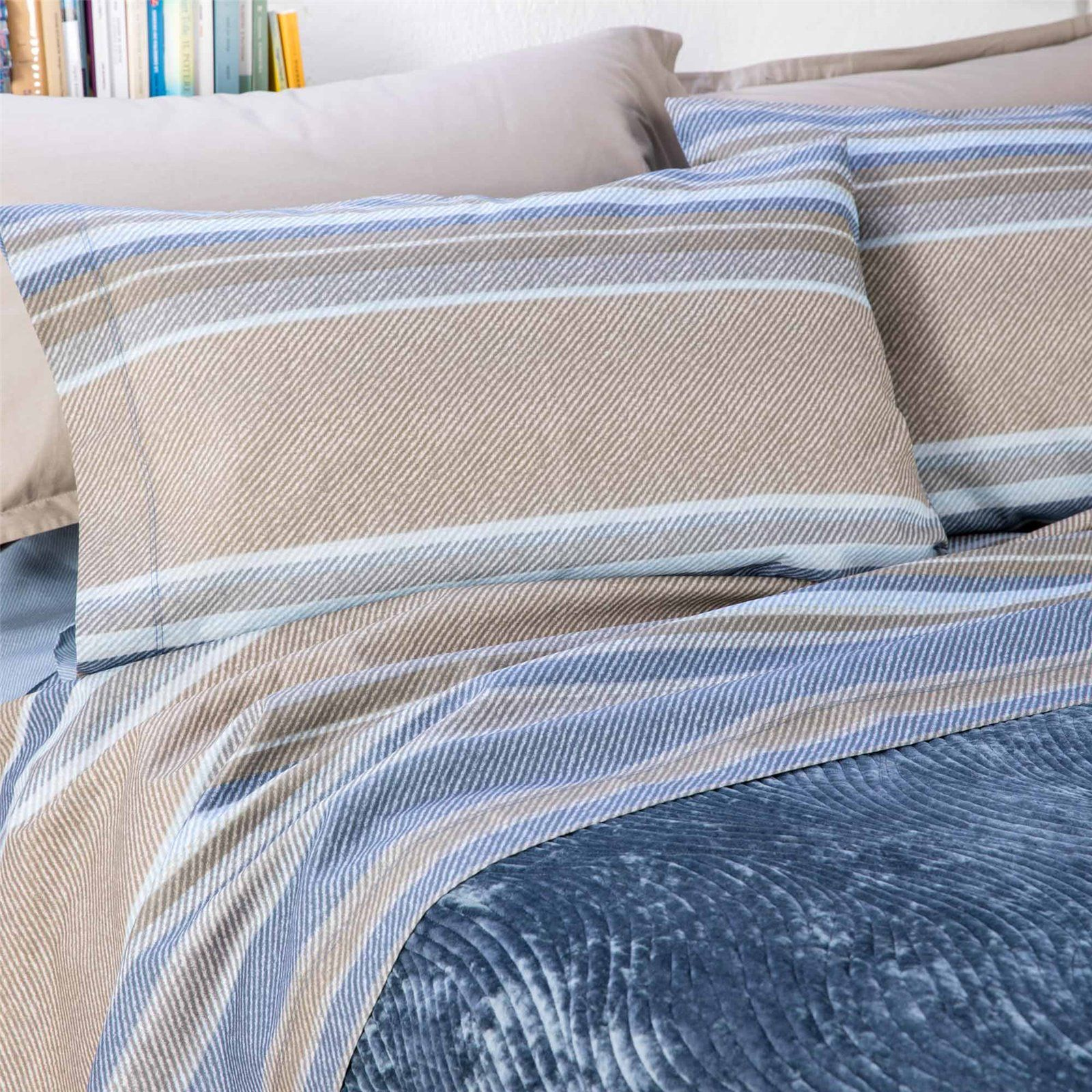 Joaquim pure cotton bed sheet set