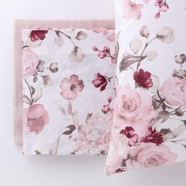 Completo letto in cotone Lady