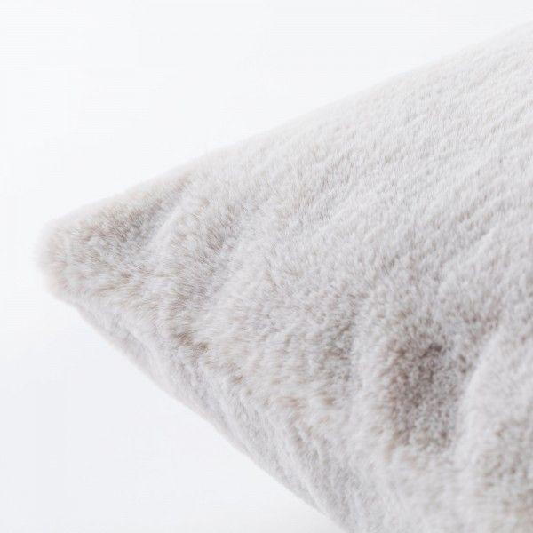Cuscino arredo in Eco Pelliccia Tie&Die