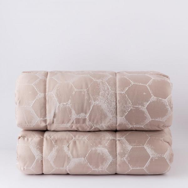 Trapunta Jacquard Honeycomb