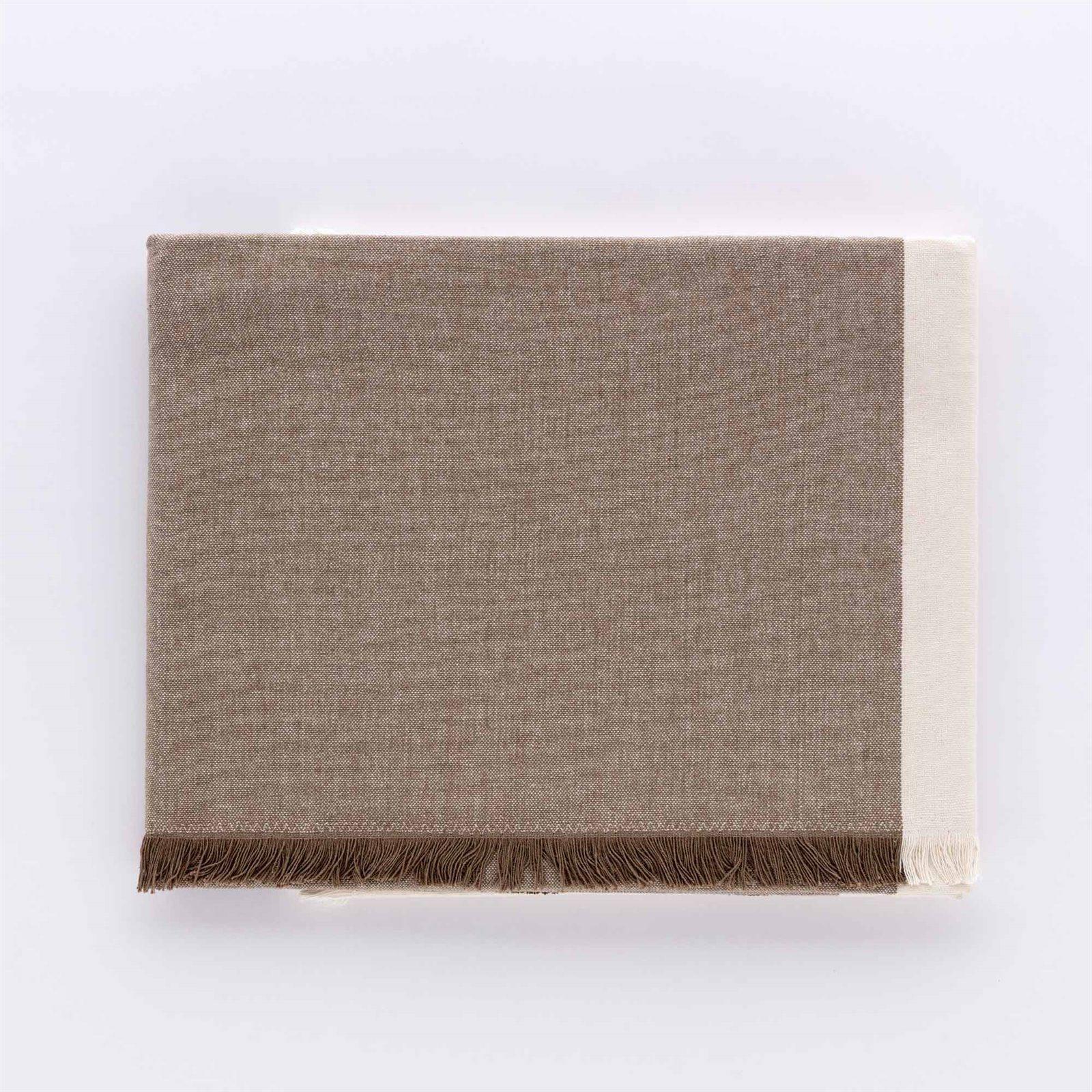 Gardens flannel sheet set