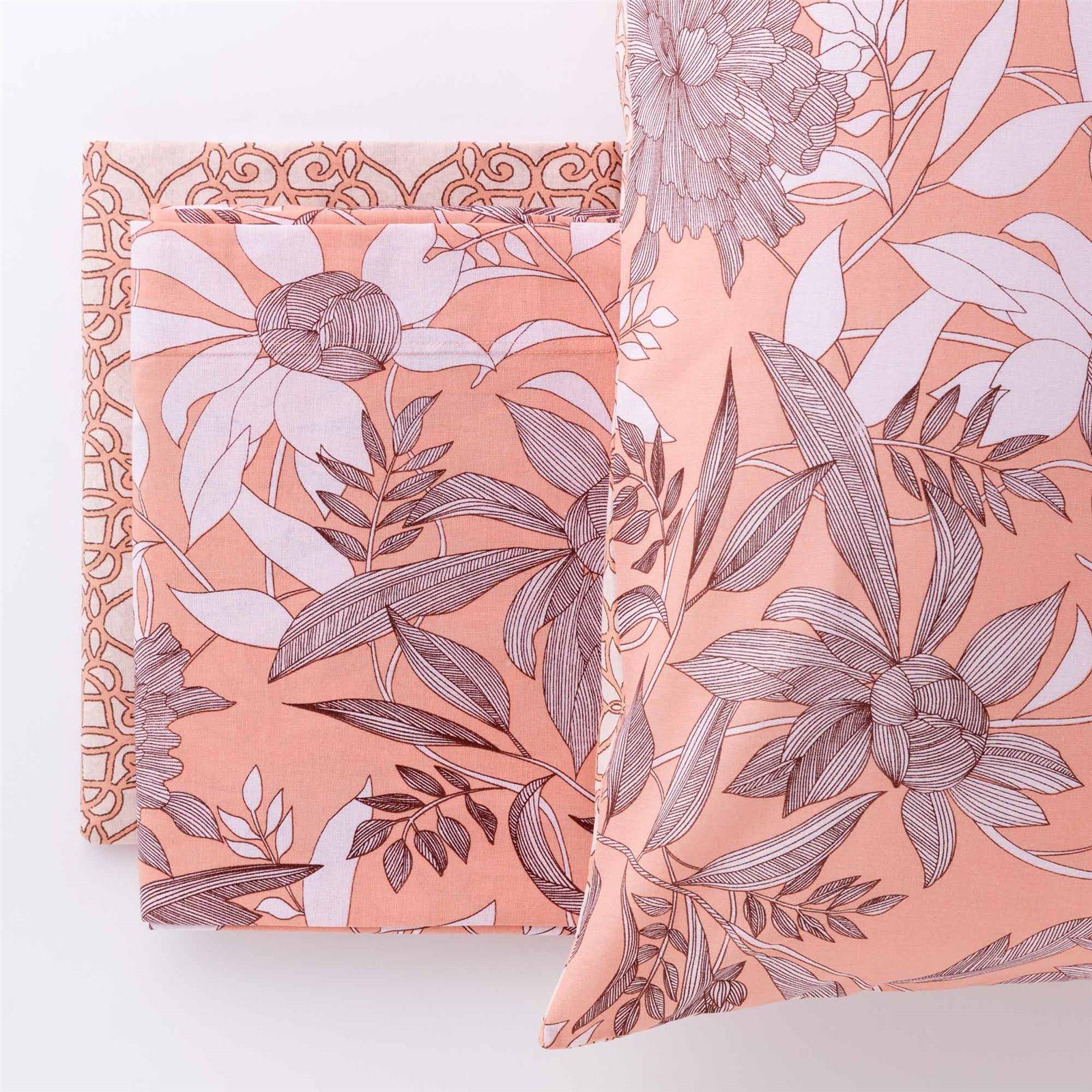 Completo Letto Flanella Magnolia