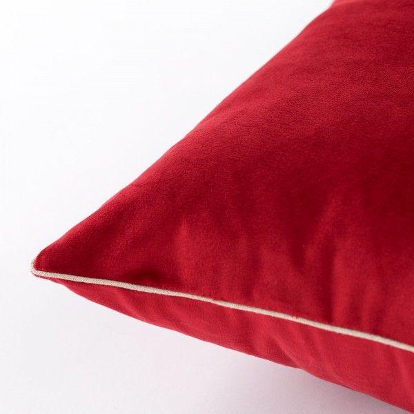 Cuscino Arredo Velvet con profilo
