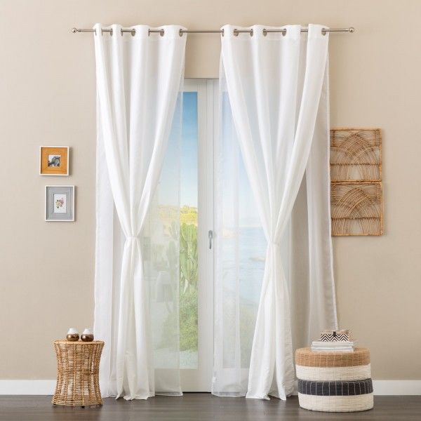 Simona New felce adjustable curtains