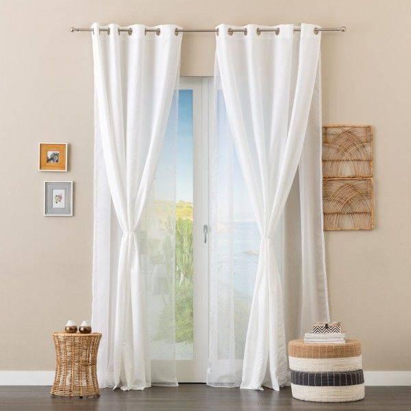 Simona New felce adjustable curtains