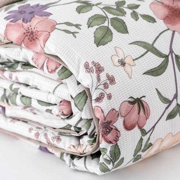 Flower 3 Kitchen dishcloths