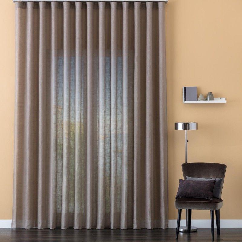 Guinea Curtain Panel