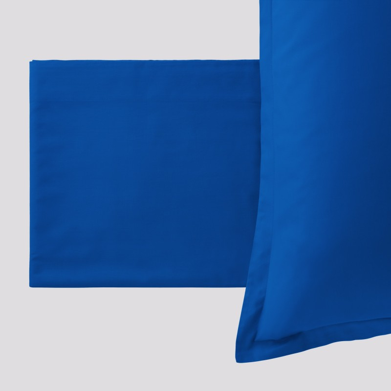 Completo Letto Paint Blu