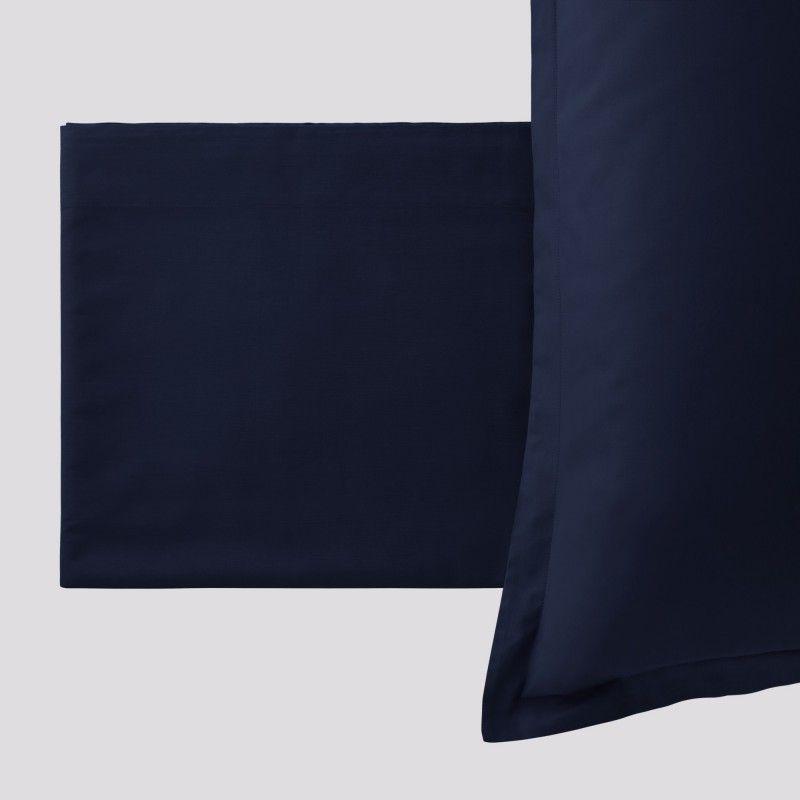 Completo Letto Paint Blu Scuro