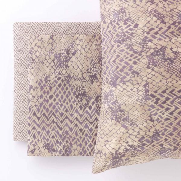 Himba Linen Decorative Pillow