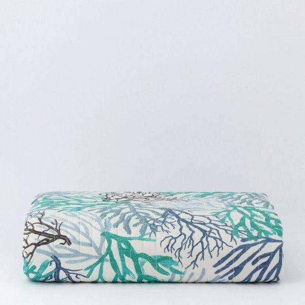 Abisso printed hamman beach towel