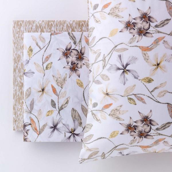 Berceau digital printed pique bedspread