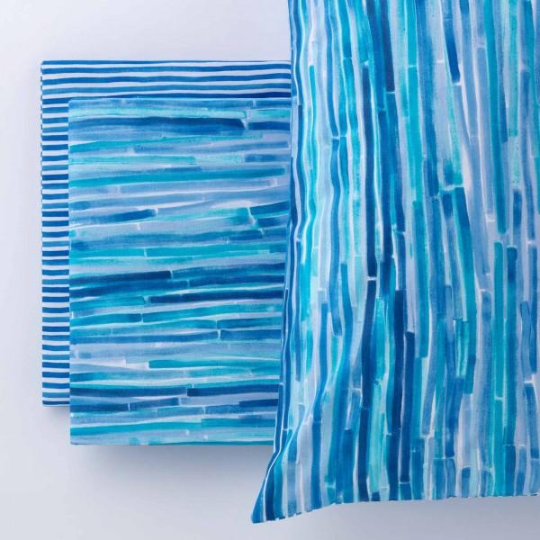 Tuareg digital printed pique bedspread