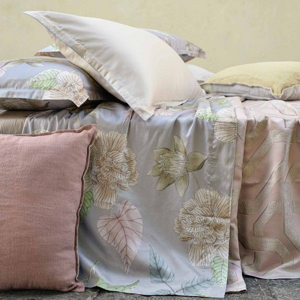 Completo letto in raso Juliette