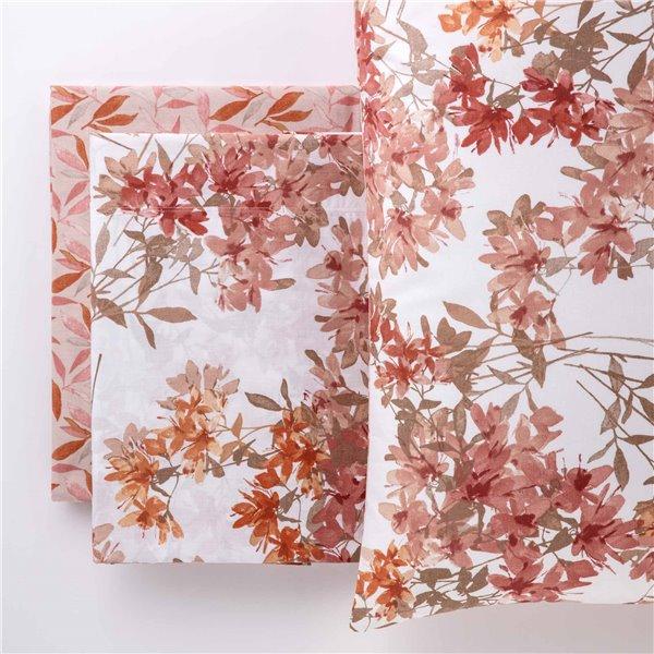 Completo Letto in cotone Flora