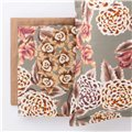 Giselle scalloped curtain