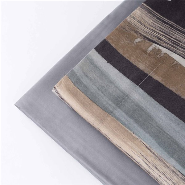 Completo letto in raso Reflex