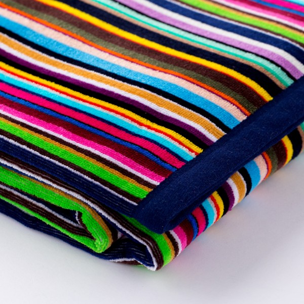 Telo mare Jacquard Fashion Stripe