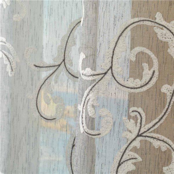 Fabric by the metre Panama Amaranda
