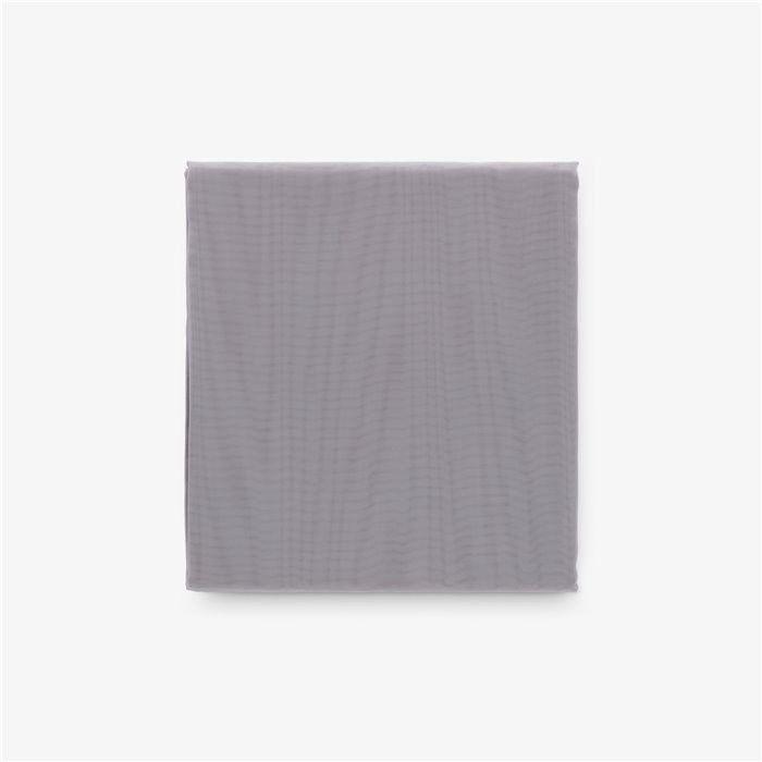 Protector plastic coated mattress pad