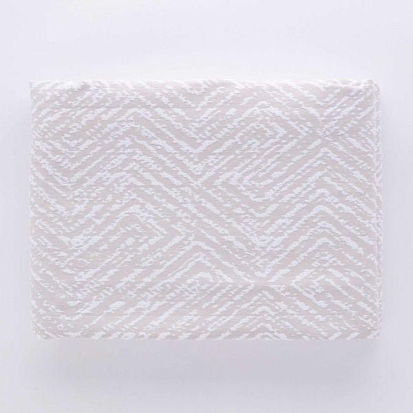 Vetrage White Curtain Rod