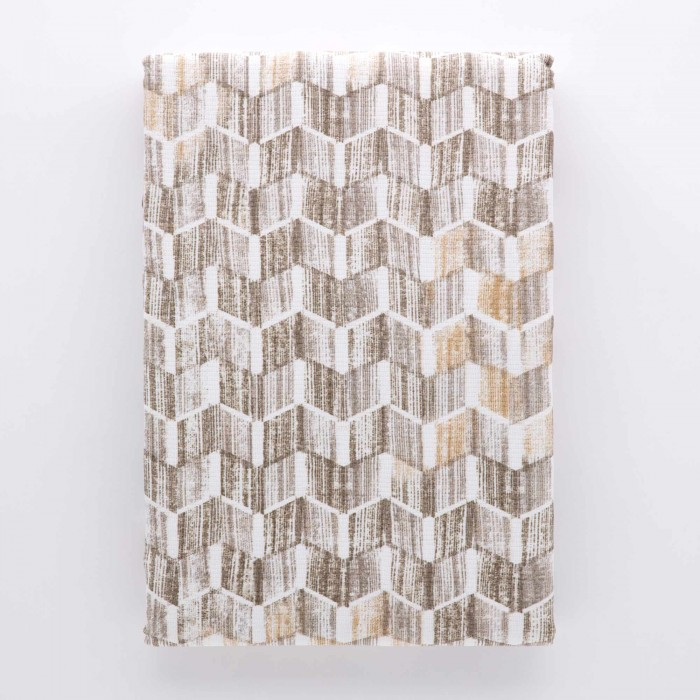 Honeycomb towel set
