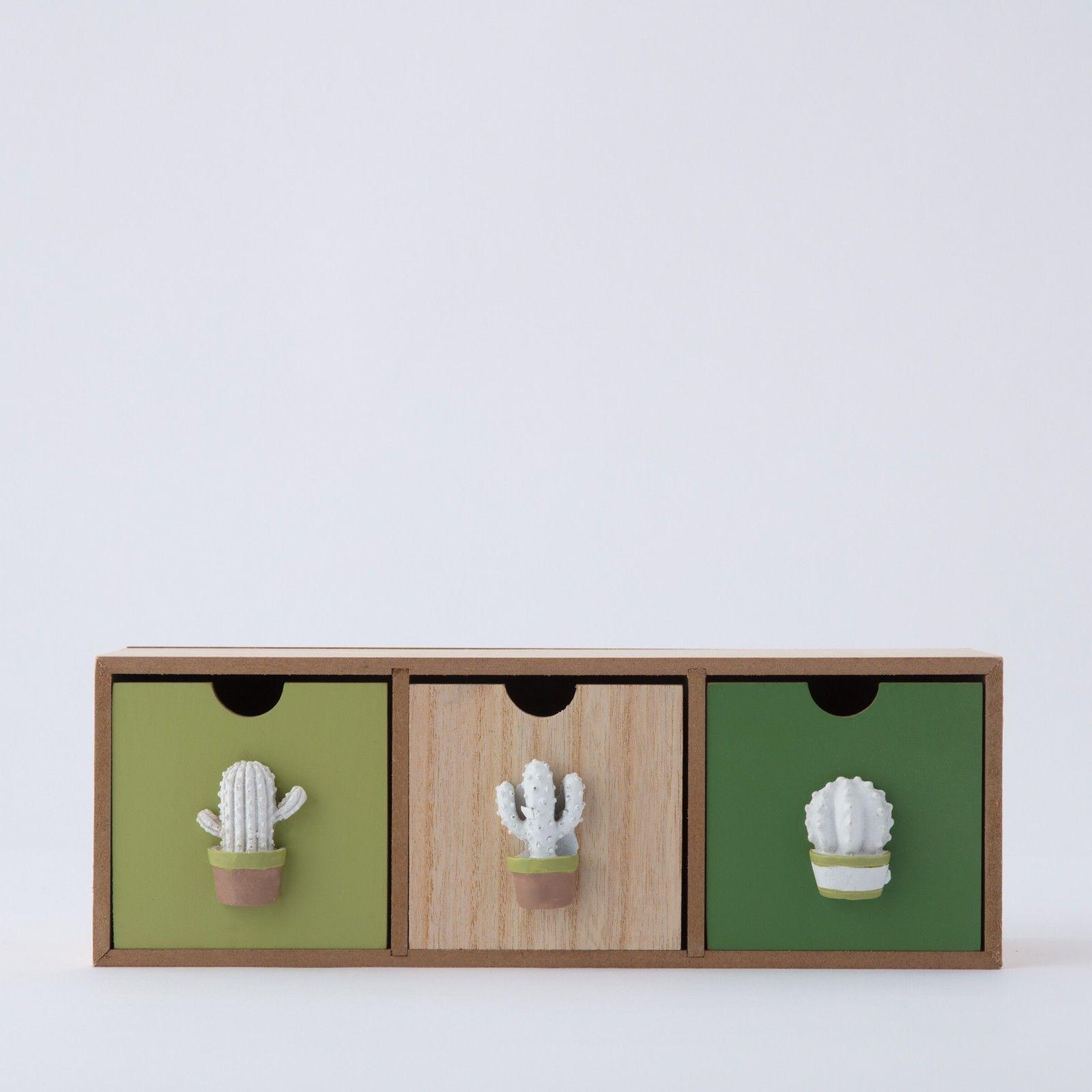 Cassettiera con 3 cassetti