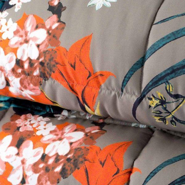 Trapunta Berceau Winter in raso di cotone