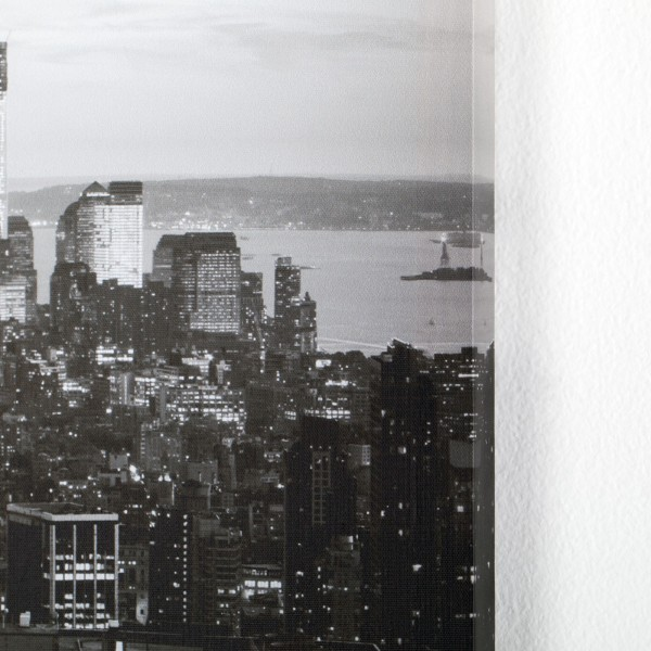 Oleografia su Canvas City