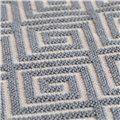 Tappeto Sardo in Puro Cotone Labirint