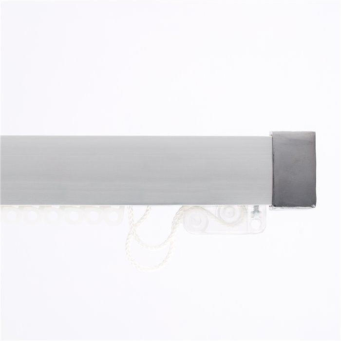 Bastone Alluminio Piatto a Corda