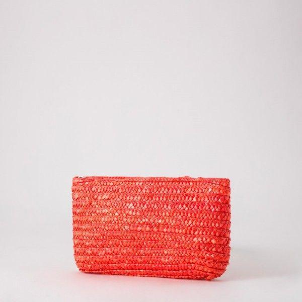 Pochette di Paglia Rossa 2