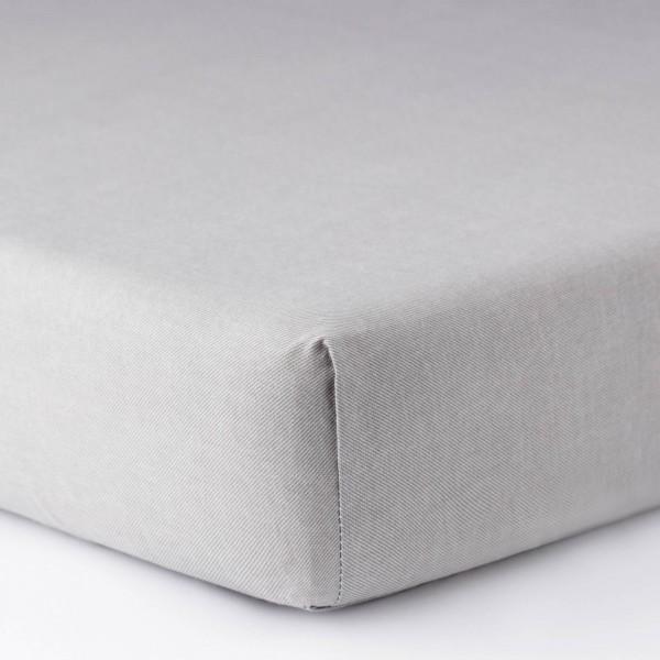 Loneta printed pampkin Pois fabric by the metre