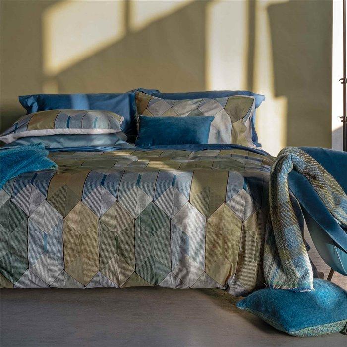 Boutis printed Recife comforter