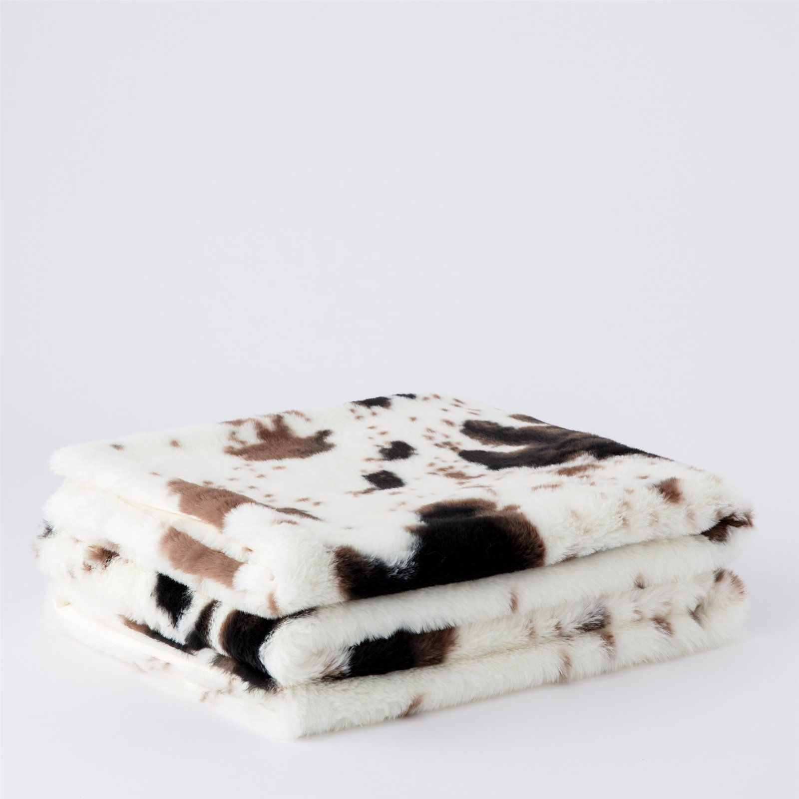 Plaid in ecopelliccia Fur