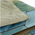 Printemps Abstract bedspread