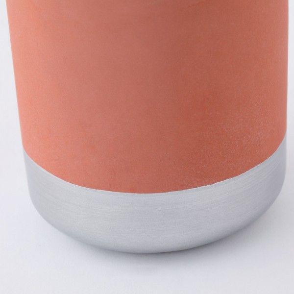 Candela con Contenitore in Cemento