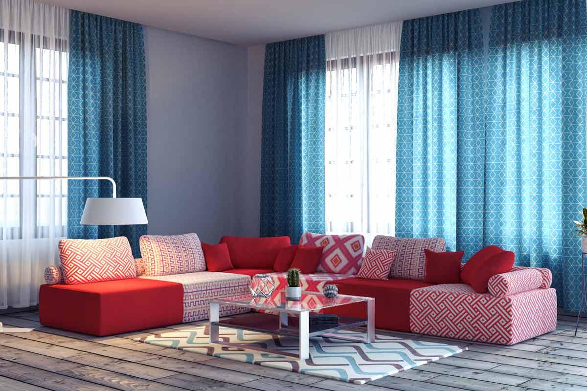 Tipi Di Tende Per Casa tanti tipi di tende: ad ogni ambiente il suo modello