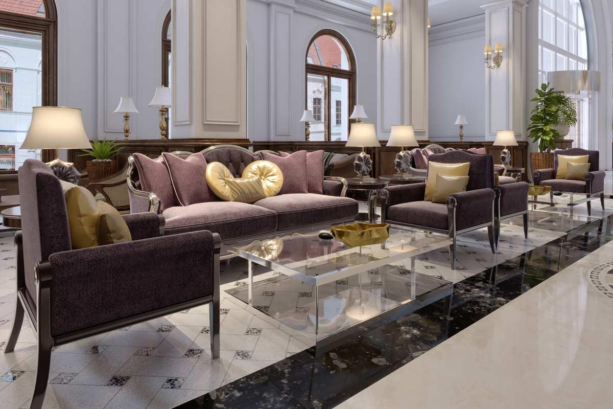 Stile liberty design elegante e vintage per la tua casa for Arredamento stile liberty