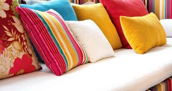 come scegliere i cuscini