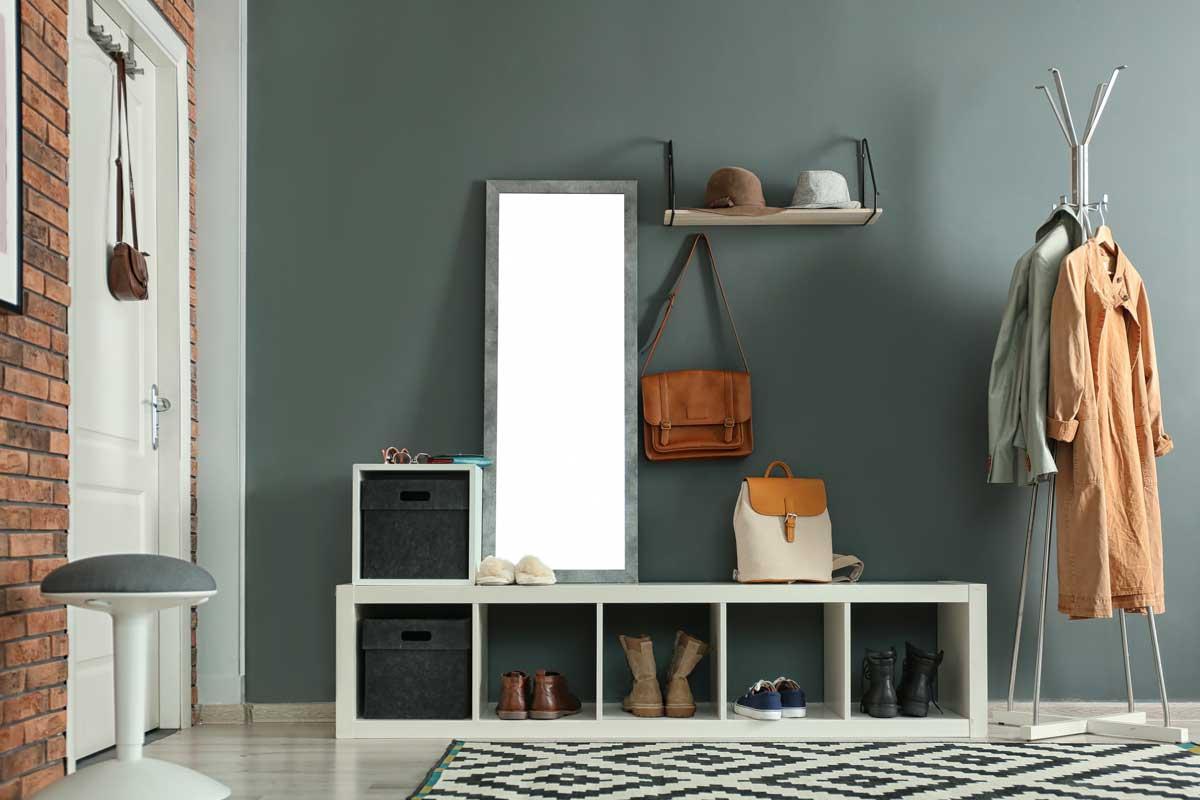 Idee Per Arredare Ingresso Casa.Organizzare Gli Spazi Idee Per Una Casa Sempre In Ordine