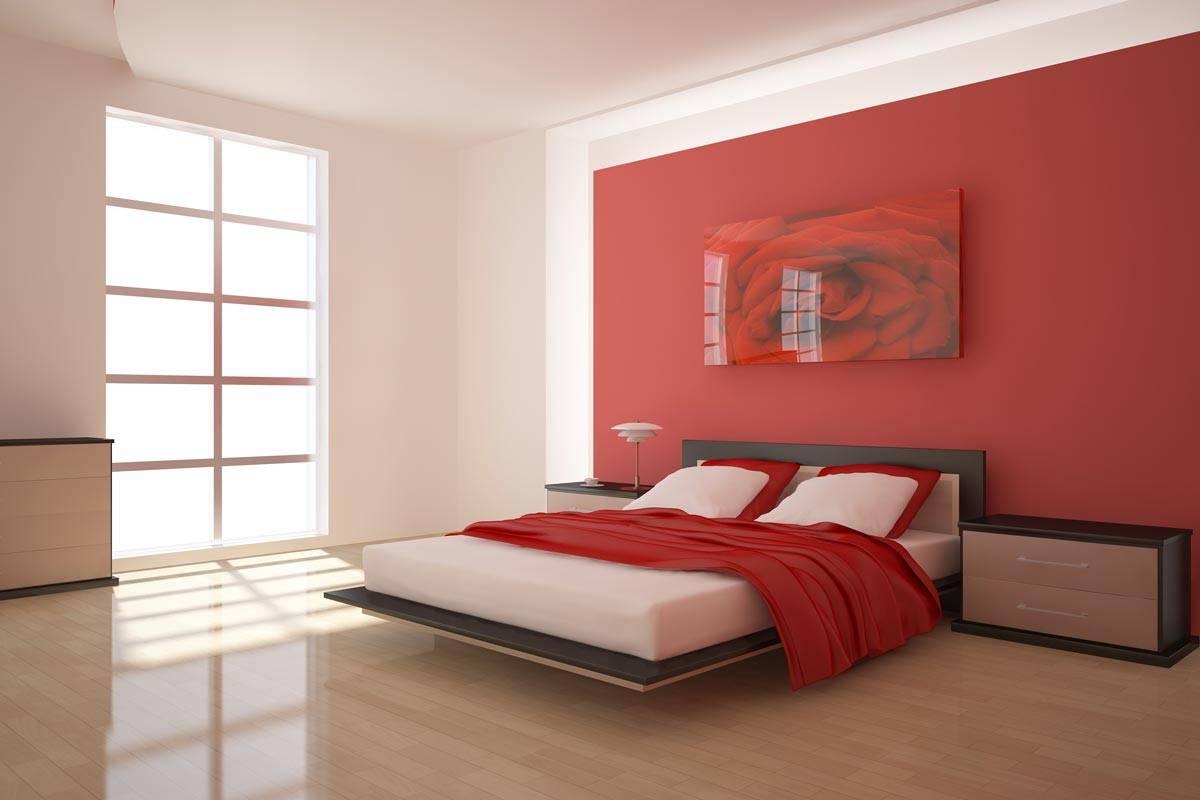 Camere Da Letto Bianche E Rosse.Come Arredare Con Il Color Rosso Pompeiano Gli Abbinamenti