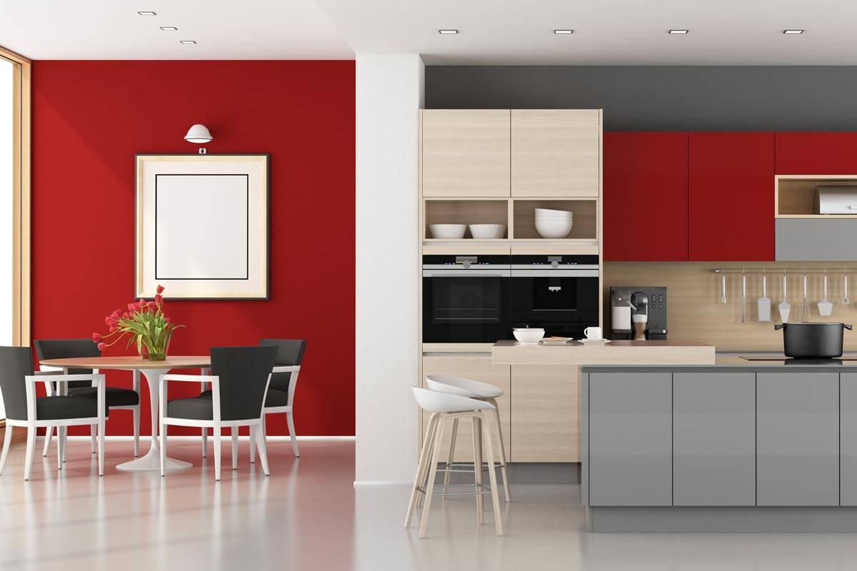 Come Arredare Con Il Color Rosso Pompeiano Gli Abbinamenti