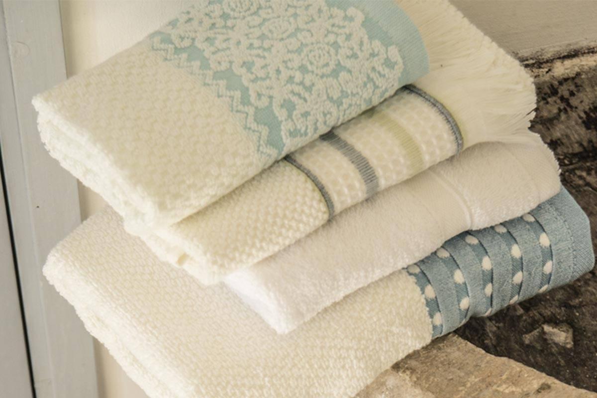 asciugamano stile orientale