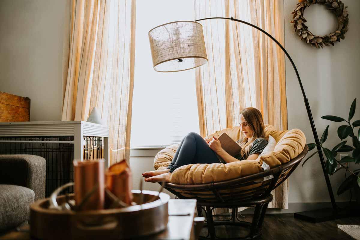 lampada per soggiorno