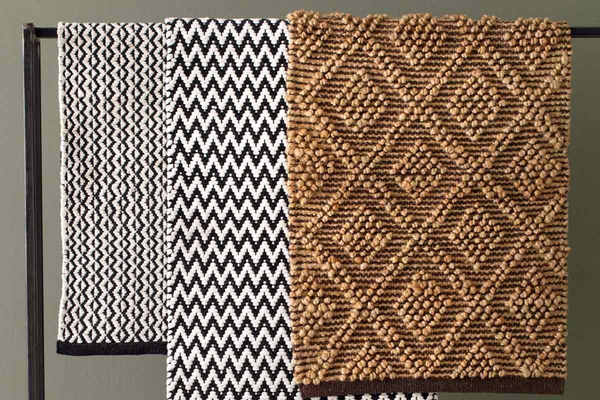 come scegliere i tappeti